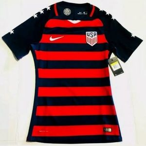 Nike USA 2017 Gold Cup match soccer jersey